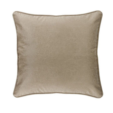 Picture of Silverado Faux Leather Euro Sham