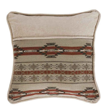 Picture of Silverado Pieced Pillow