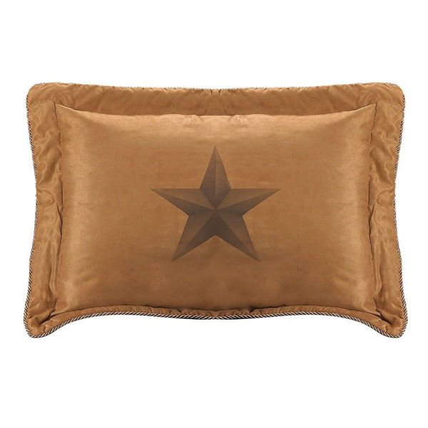 Picture of Luxury Star Pillow Sham