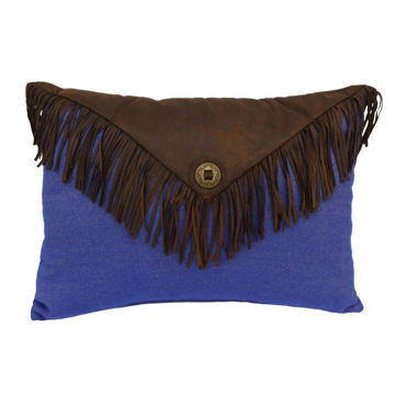 Picture of Envelope Fringe Pillow