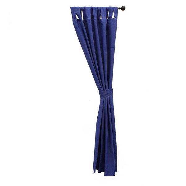 """Picture of Denim 108"""" Curtain"""