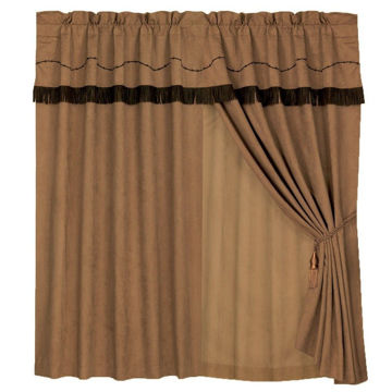 Picture of Rustic Barbwire Curtain