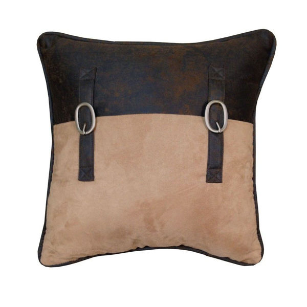 Picture of Saddle Bag Pillow