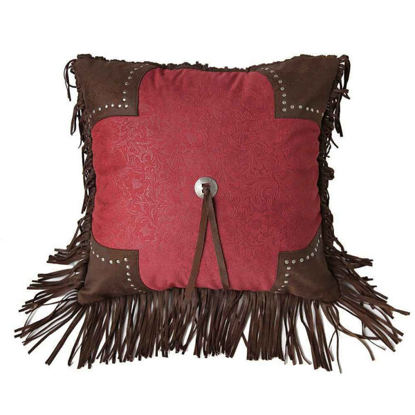 Picture of Cheyenne Scalloped Edge Pillow