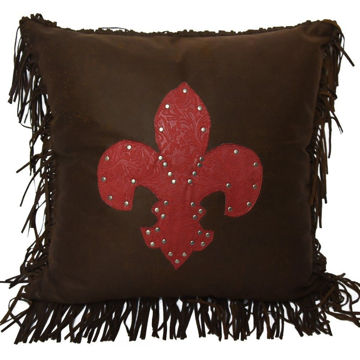 Picture of Fleur de Lis Pillow