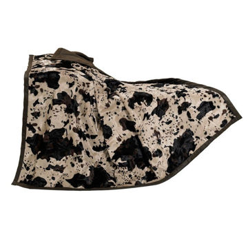 Picture of Caldwell Faux Cowhide Throw