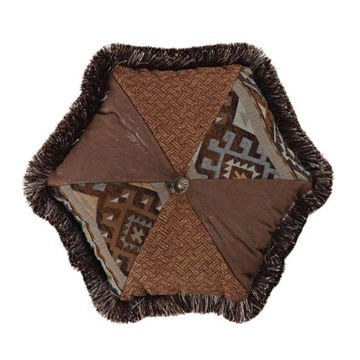 Picture of Rio Grande Hexagon Pillow