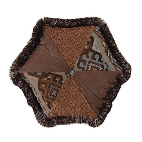 Picture of Rio Grande Hexagon Pillow