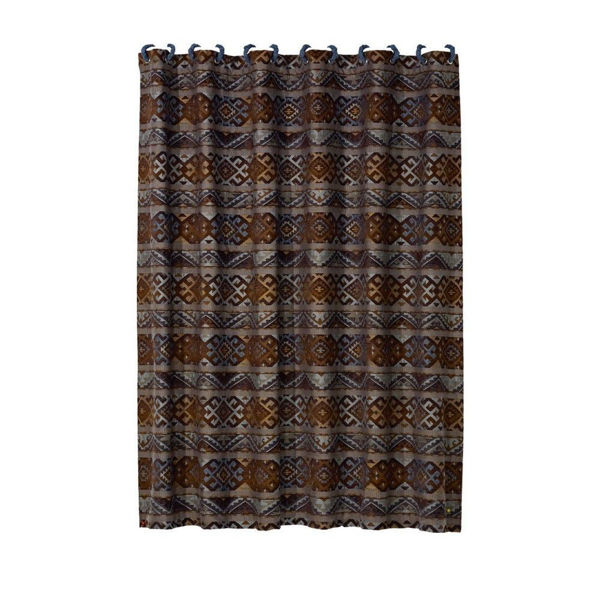 Picture of Rio Grande Shower Curtain