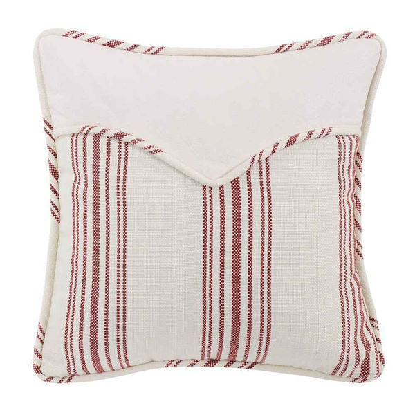 Picture of Red stripe envelope Pillow