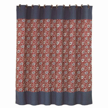 Picture of Floral Shower Curtain