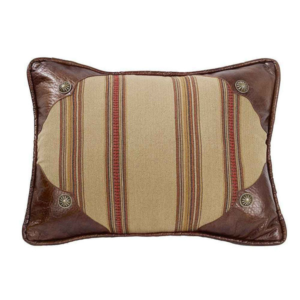 Picture of Ruidoso Oblong Striped Pillow