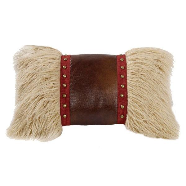 Picture of Ruidoso Mongolian Fur Pillow