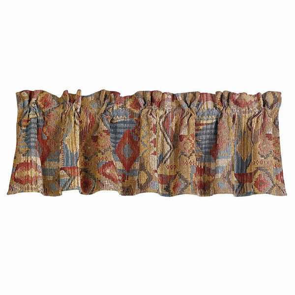 Picture of Ruidoso Southwest Patchwork Valance