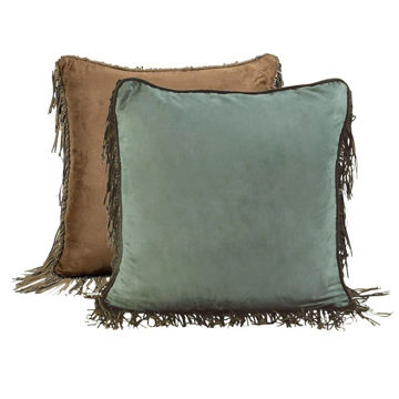 Picture of Las Cruces Fringed Euro Sham