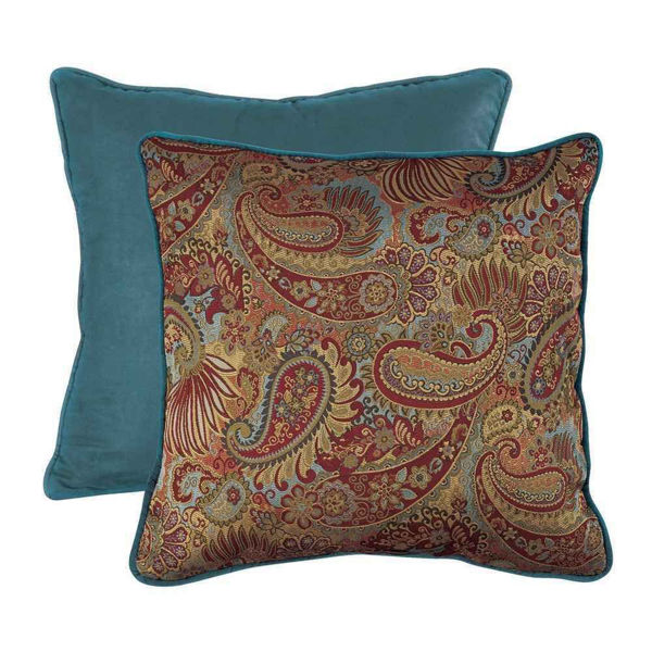 Picture of San Angelo Paisley Euro Sham