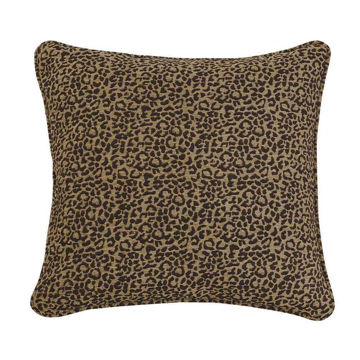 Picture of San Angelo Leopard Euro Sham