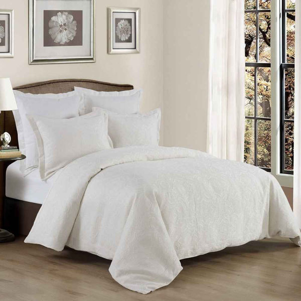 Picture of Matelasse 3-Piece Coverlet Set