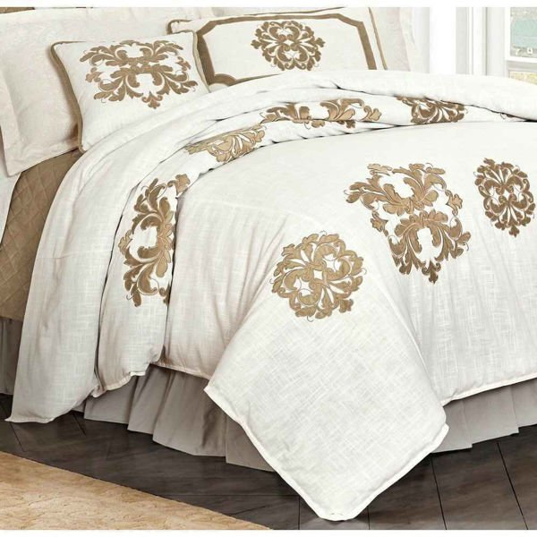 Picture of Madison Duvet Cover - Oatmeal