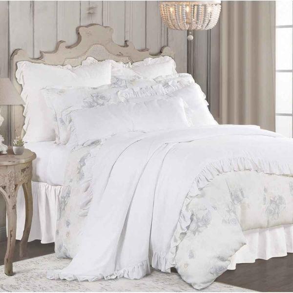Picture of Rosaline 3-Piece Comforter Set
