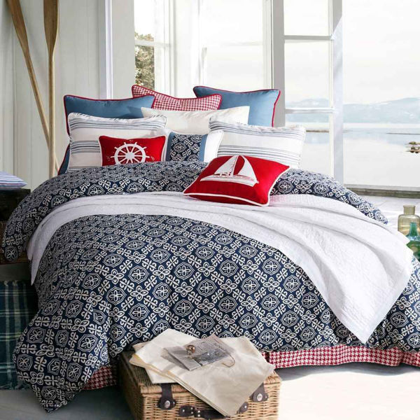Picture of St. Claire 4-Piece Comforter Set
