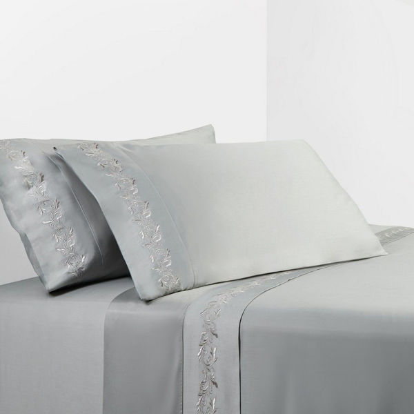 Picture of Gray Sheet Set