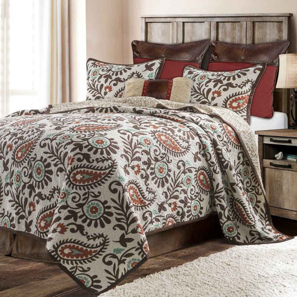 Picture of Rebecca  3-Piece Quilt Set