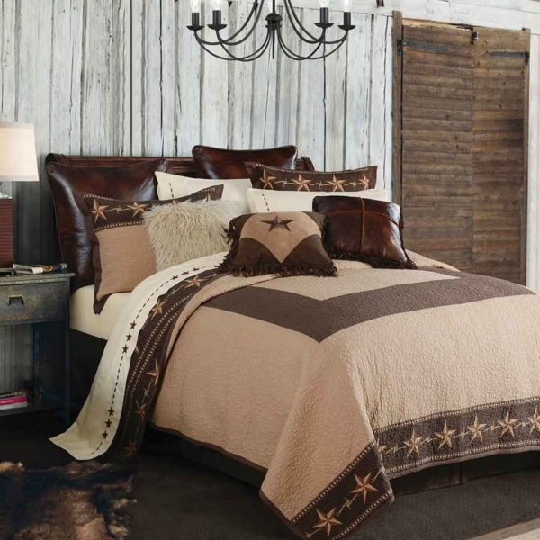 Picture of Star Ranch 3-Piece Quilt Set