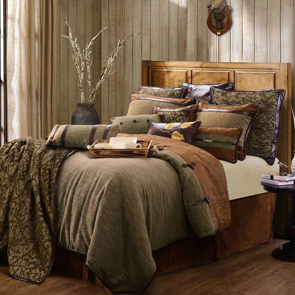 Picture of Highland Lodge 5-Piece Comforter Set