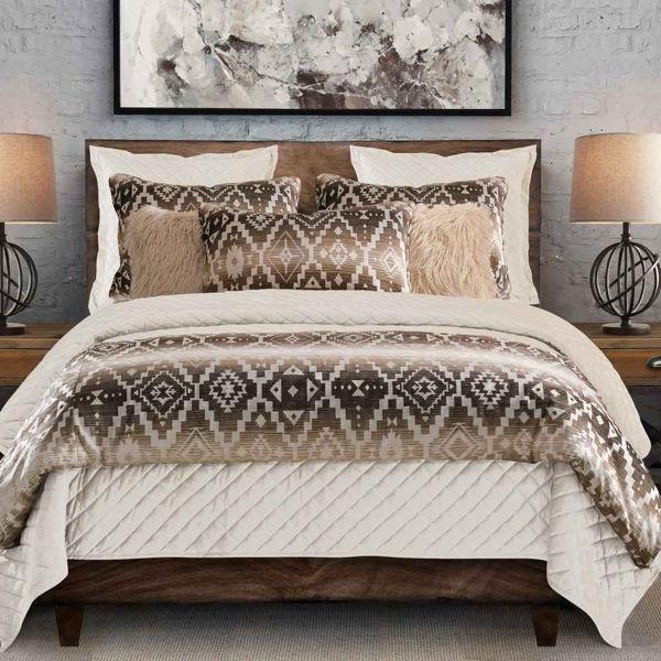 Picture of Chalet Aztec 3-Piece Comforter Set