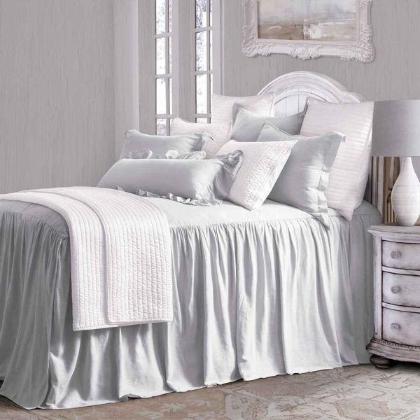 Picture of Luna 3-Piece Comforter Set - Gray