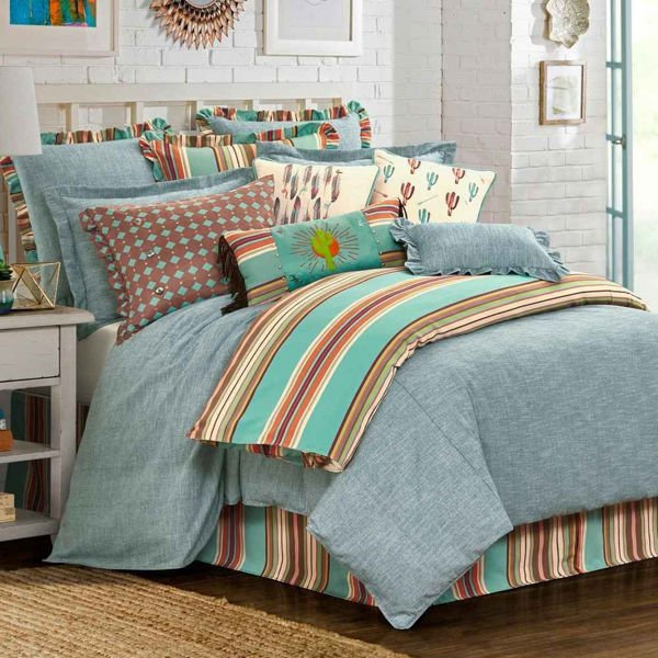 Picture of Chambray Comforter Set