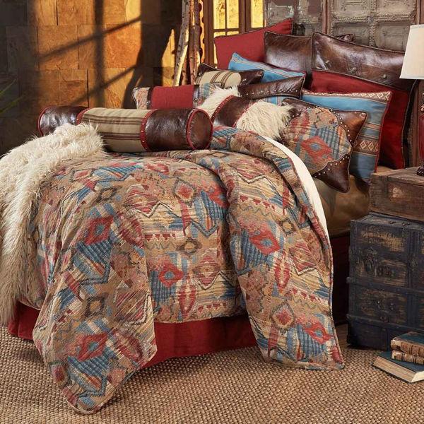 Picture of Ruidoso 4-Piece Comforter Set