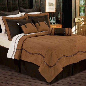 Picture of Barbwire 7-Piece Comforter Set