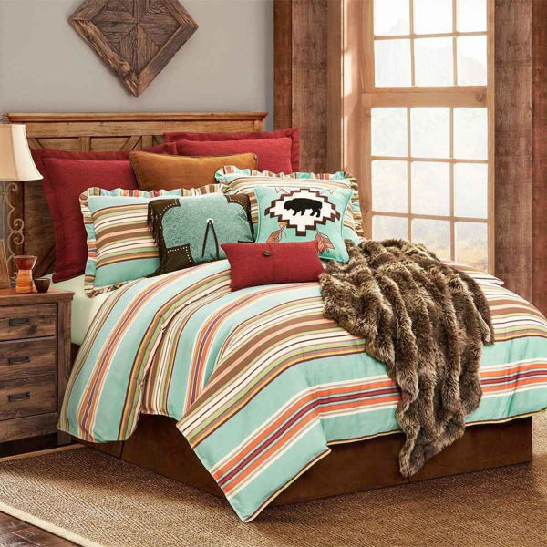 Picture of Serape 3-Piece Comforter Set