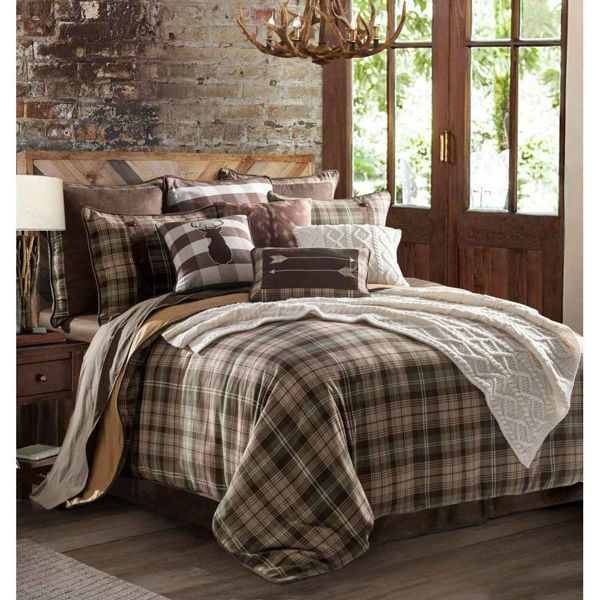 Picture of Huntsman 4-Piece Comforter Set