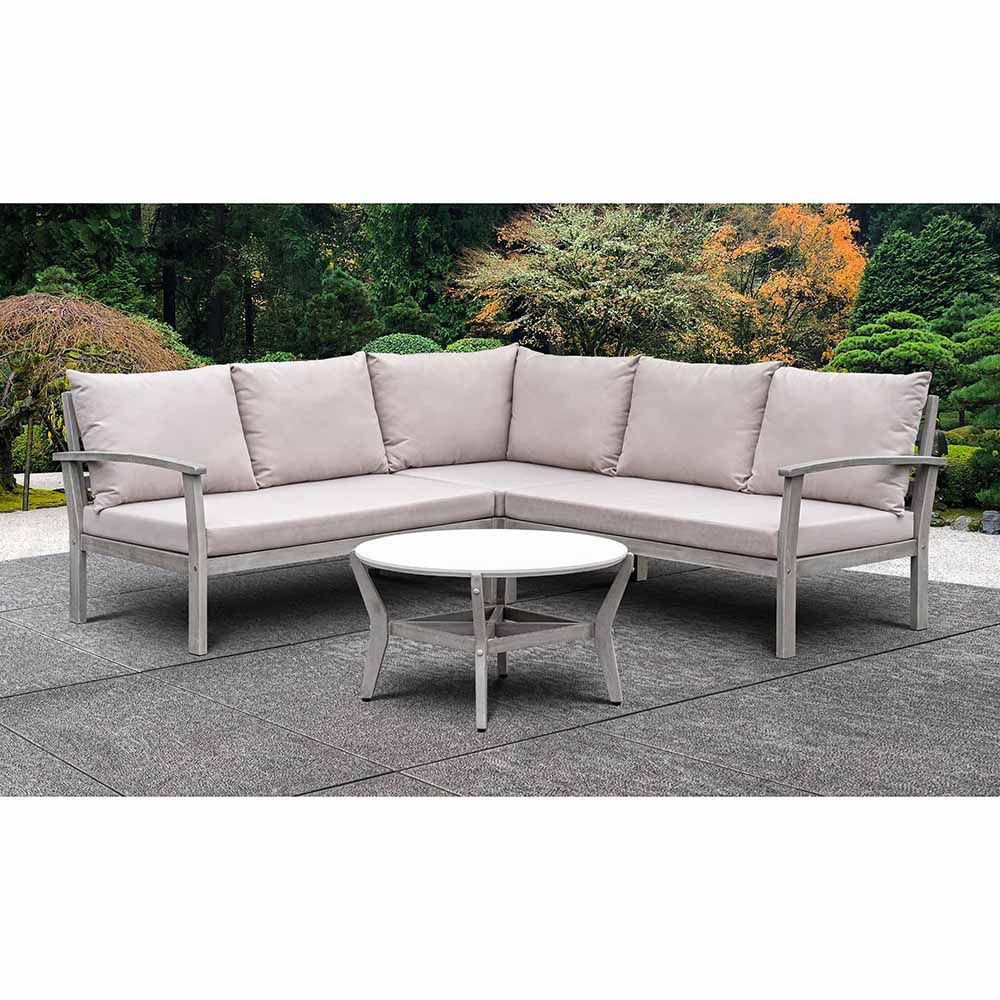 Monarch Outdoor Sectional - Patio