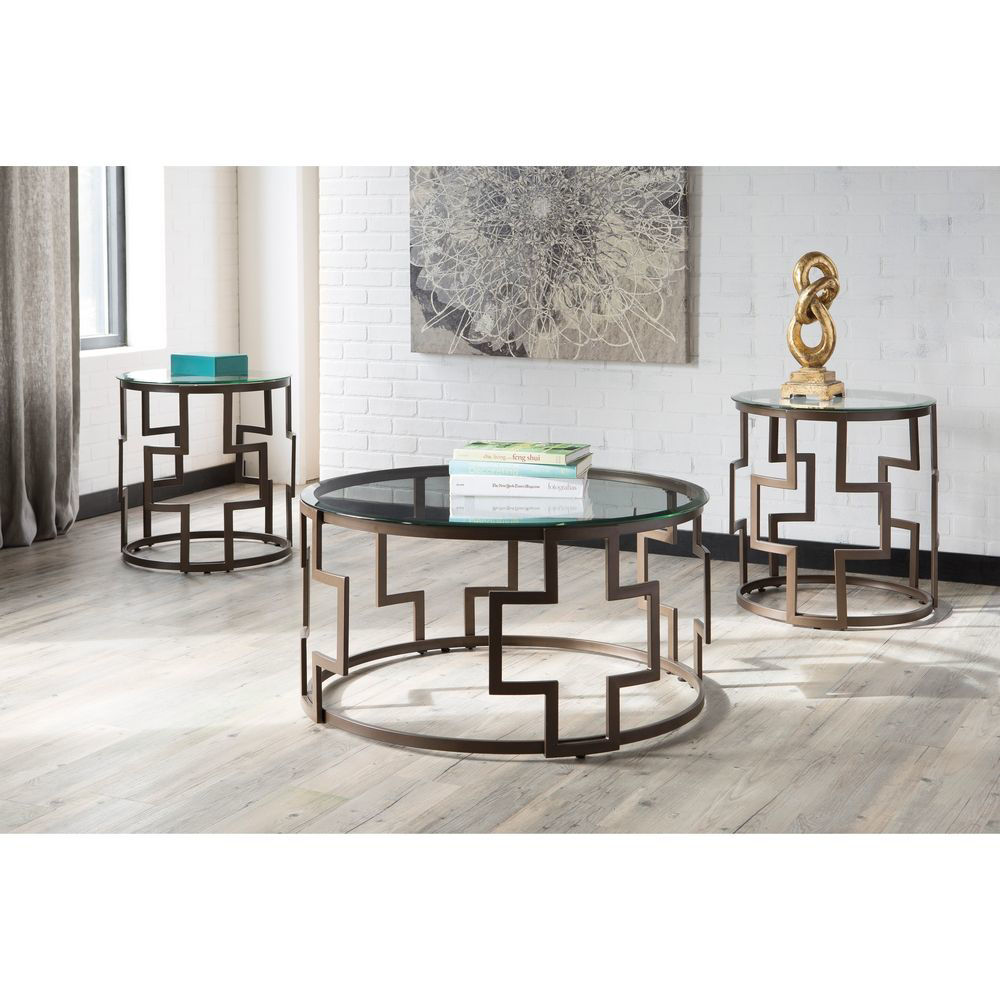 Picture of Grant 3-Piece Occasional Tables