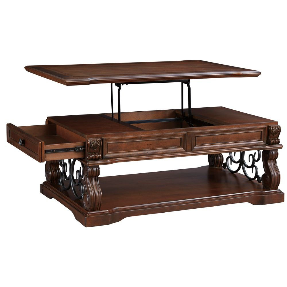 Picture of Almonte Lift-top Cocktail Table