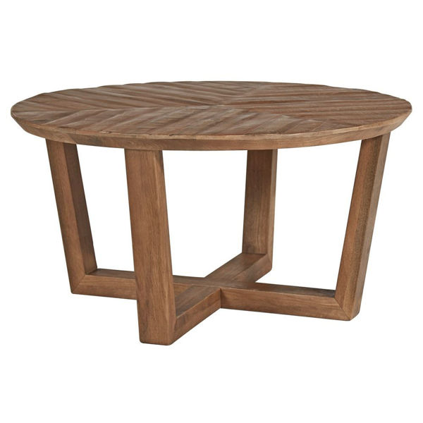 Picture of Mango Round Cocktail Table