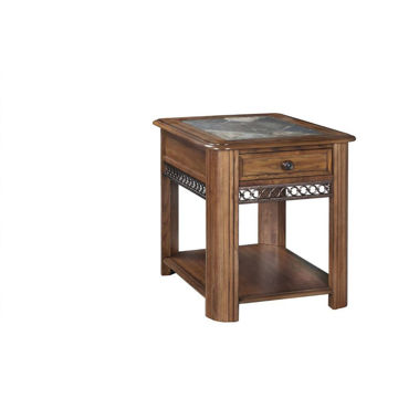 Picture of Madison Rectangular End Table