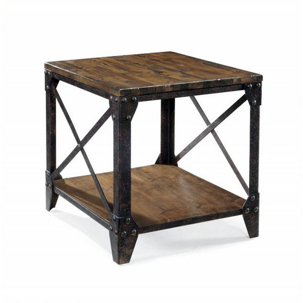 Picture of Pinebrook Rectangular End Table