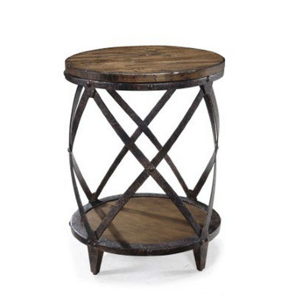 Picture of Pinebrook Round Accent End Table