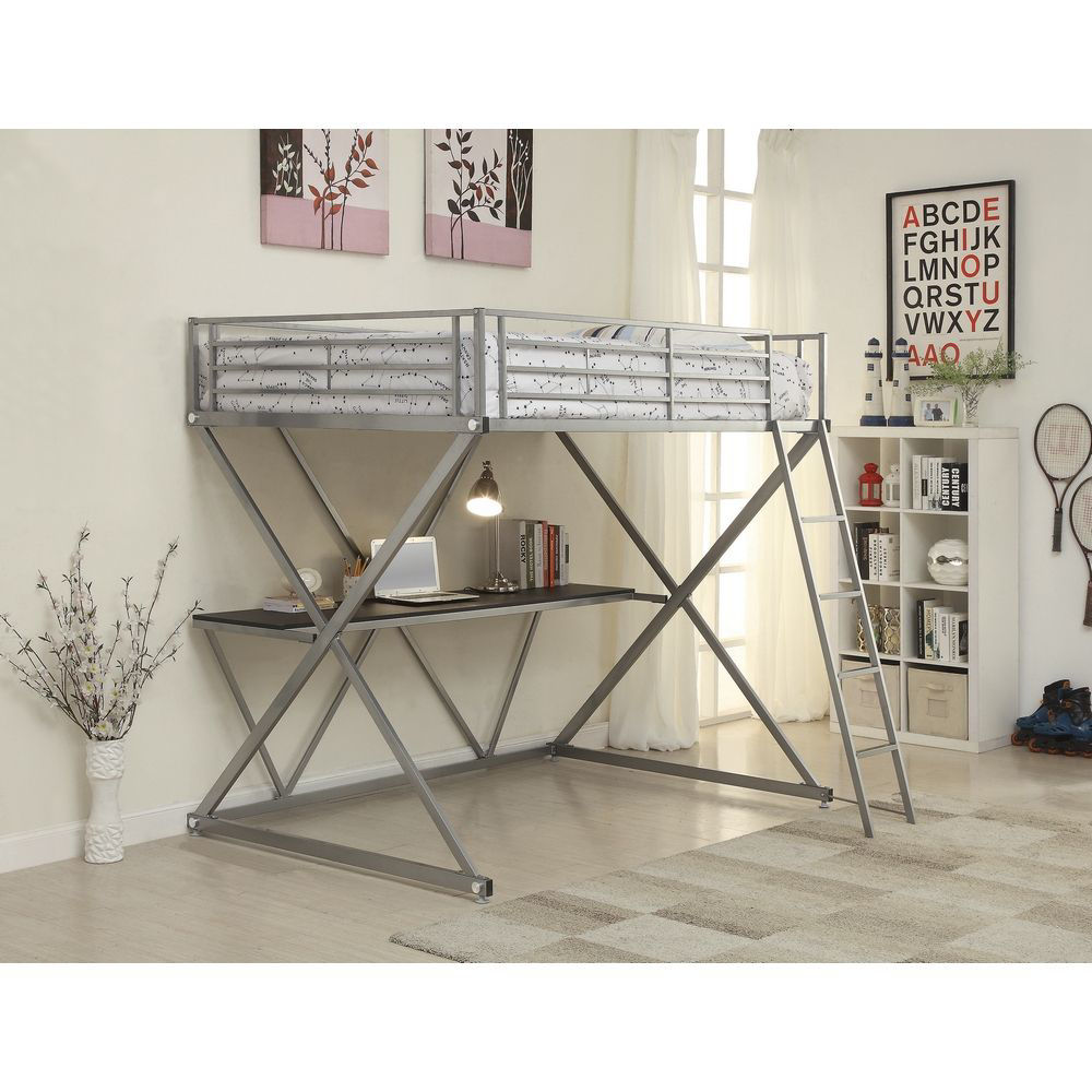 Picture of Hyde Workstation Bunk Bed - Full