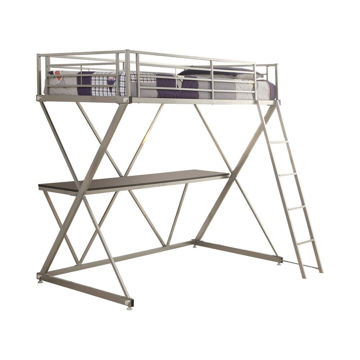 Picture of Hyde Workstation Bunk Bed - Twin