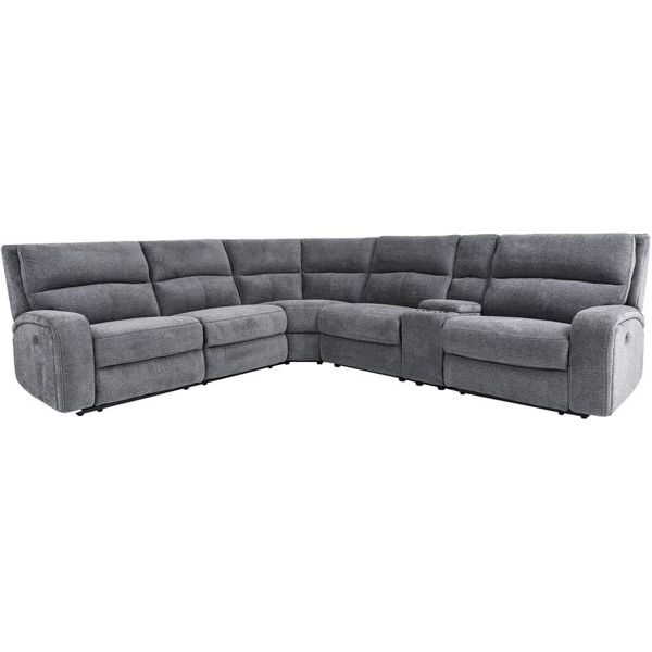 Picture of Porter 6-Piece Power Sectional - Bizmark
