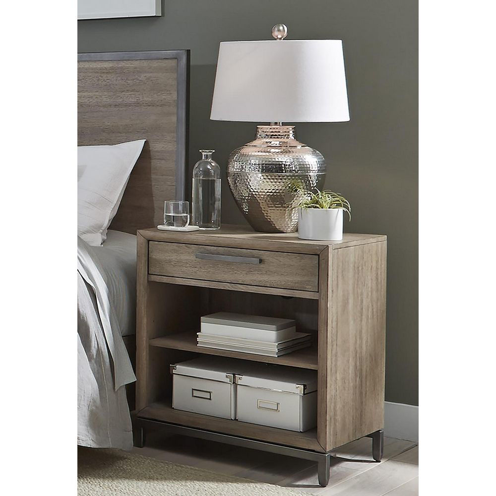 Picture of Trellis 1-Drawer Nightstand