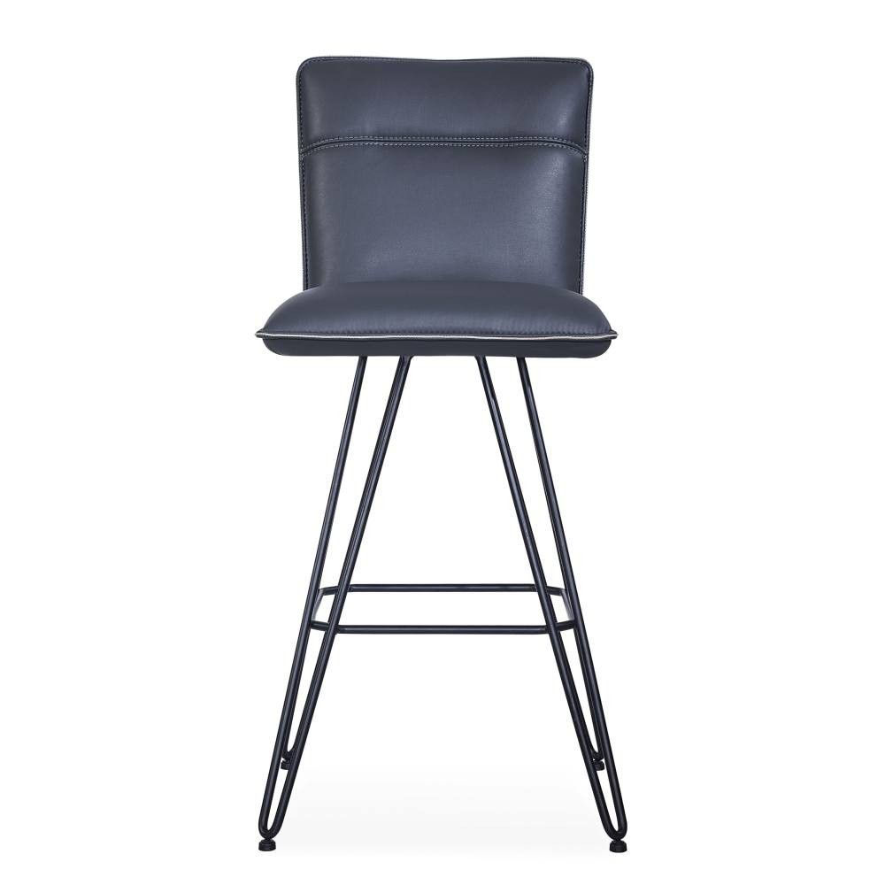 Picture of Demi Bar Stool - Cobalt