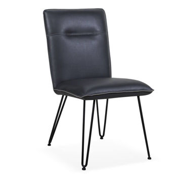 Picture of Demi Side Chair - Cobalt
