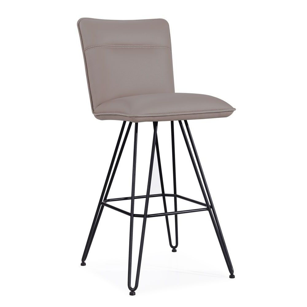 Picture of Demi Bar Stool - Taupe